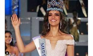 Vanesa Ponse - izbor za miss world 2018